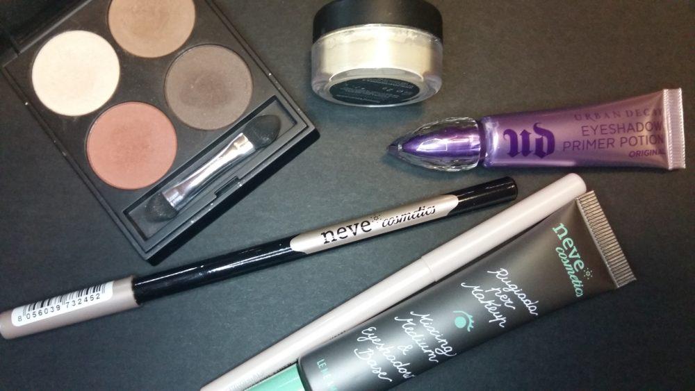 Makeup occhi dal 03-12-2017 al 09-12-2017