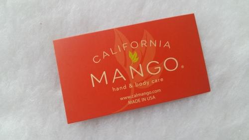 California Mango