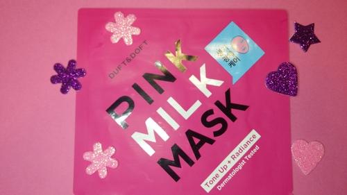 Duft e Doft maschera pink milk