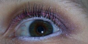 Essence rosa occhio aperto