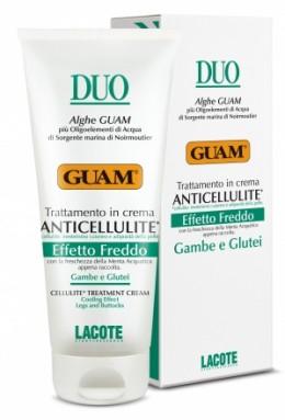 Guam anticellulite gambe e glutei effetto freddo