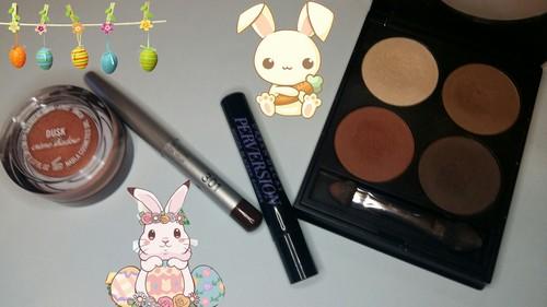 Makeup della settimana dal 25-03-2018 al 01-04-2018 occhi