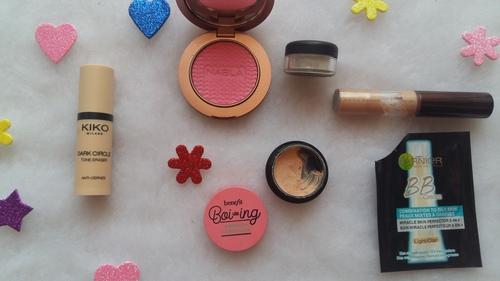 Makeup della settimana dal 27-05-2018 al 02-06-2018 Viso