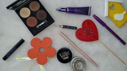 Makeup della settimana dal 29-04-2018 al 05-05-2018 occhi