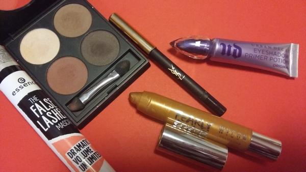 Makeup occhi dal 19-11-2017 al 25-11-2017