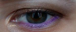 Sephora Colorful 5 Occhio aperto