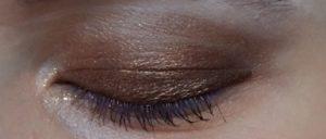Sephora Colorful 5 Occhio chiuso