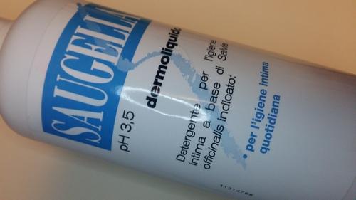 Saugella detergente intimo blu