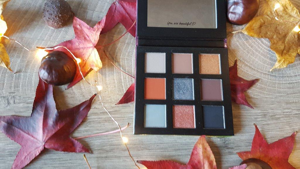 We Makeup November Rain aperta