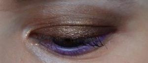 Sephora Colorful 5 occhio semiaperto