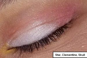 star clementine skull occhio