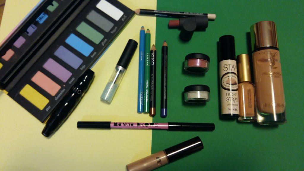Makeup della settimana dal 05-11-2017 al 11-11-2017