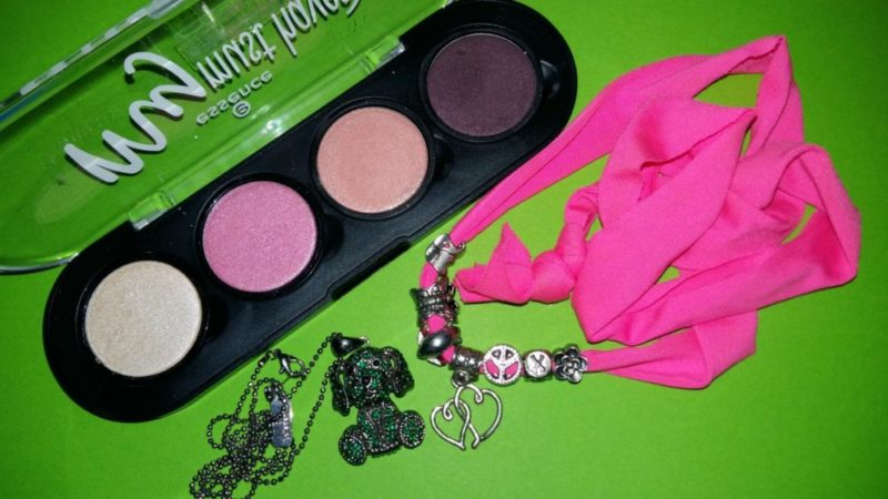 Essence palette my must haves