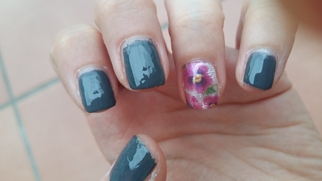 2018-09 nail art water decals viole