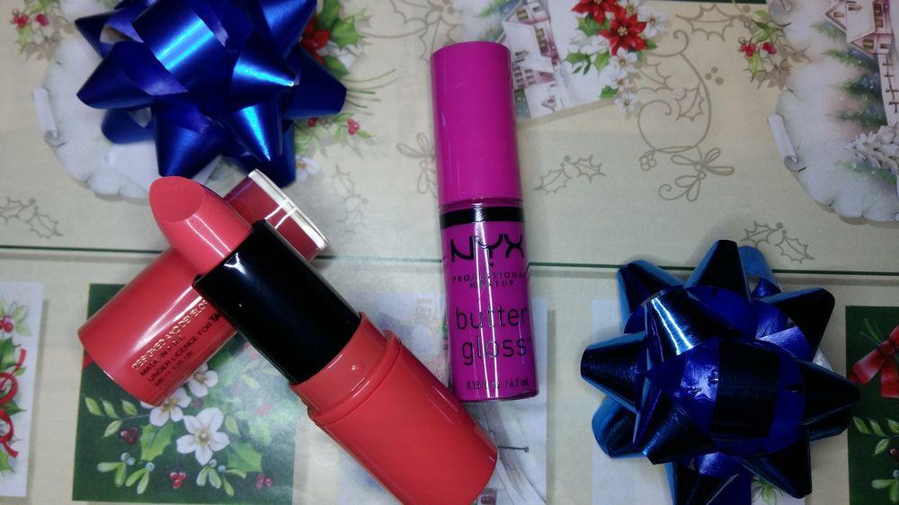 23-12-2017 Makeup Revolution e Nyx