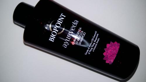 Biopoint shampoo ayurveda