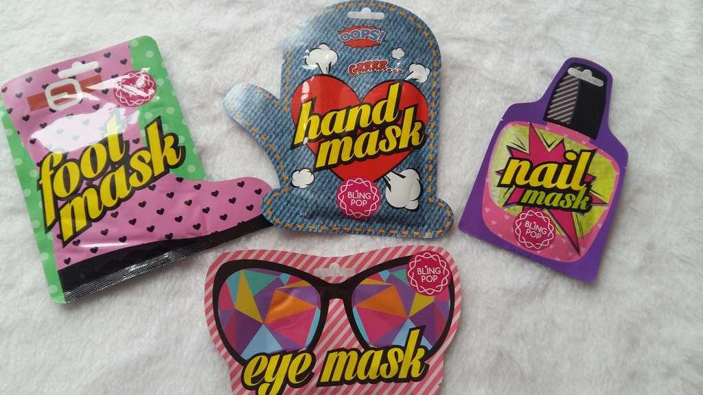 Bling pop maschere varie