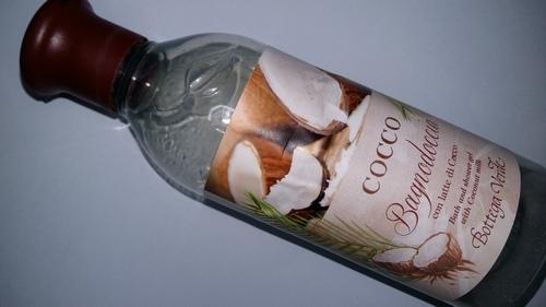 Bottega Verde bagnoschiuma cocco