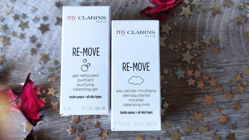 Clarins Re-Move