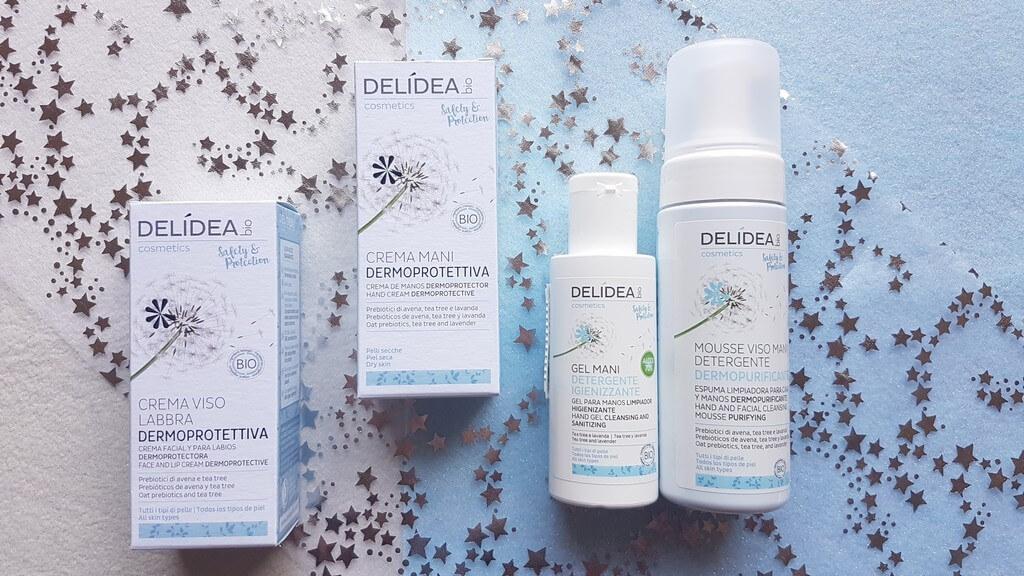 Delidea Bio linea dermoprotettiva