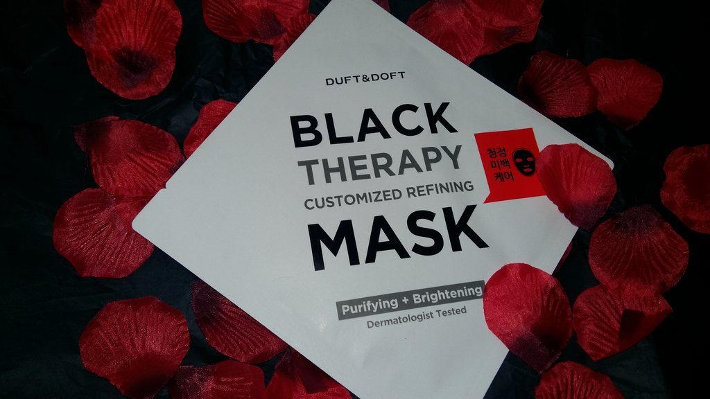 Duft e Doft Black Therapy