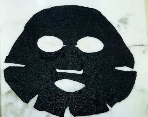 Duft e Doft Black Therapy mask