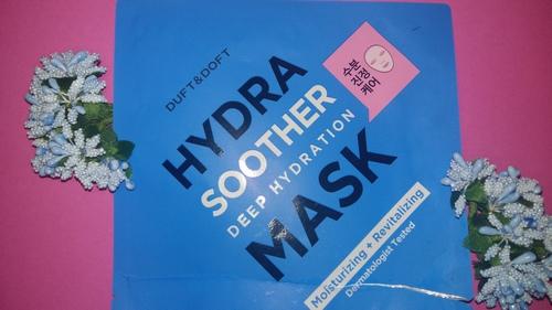 Duft e Doft hydra soother maschera
