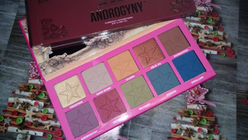 Jeffree Star Androgyny palette