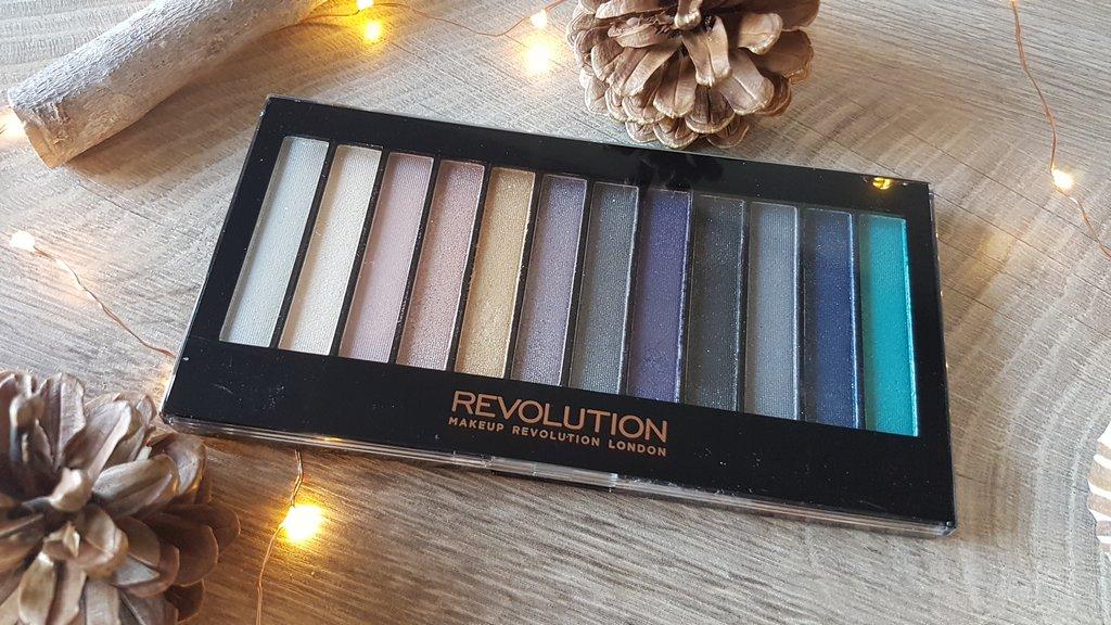 Makeup Revolution Essential day to night chiusa