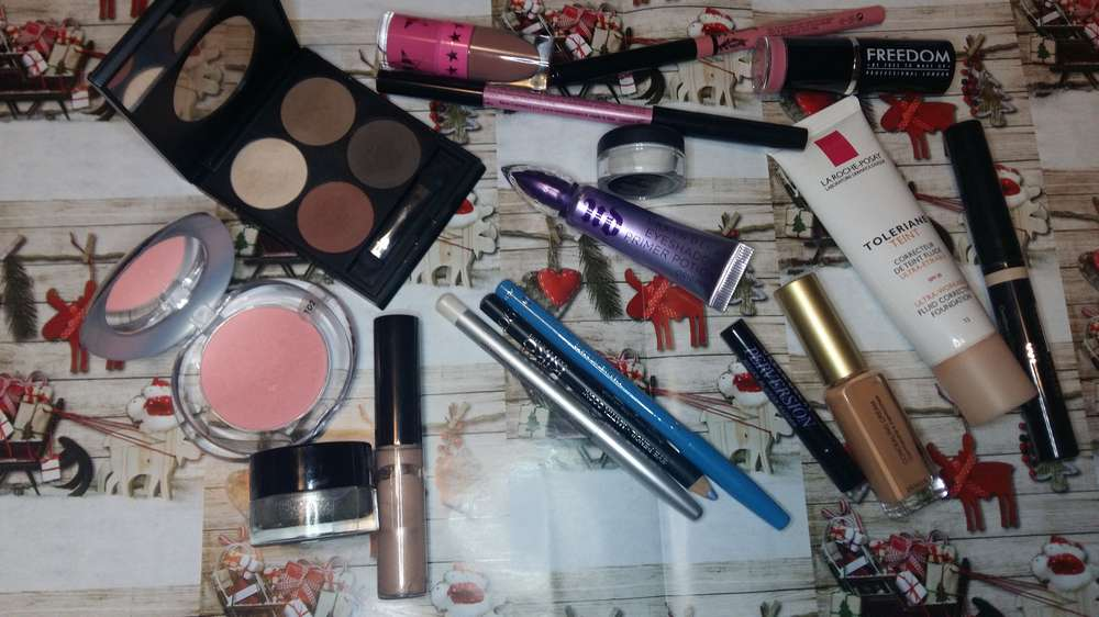 Makeup Settimana dal 19-12-2017 al 23-12-2017