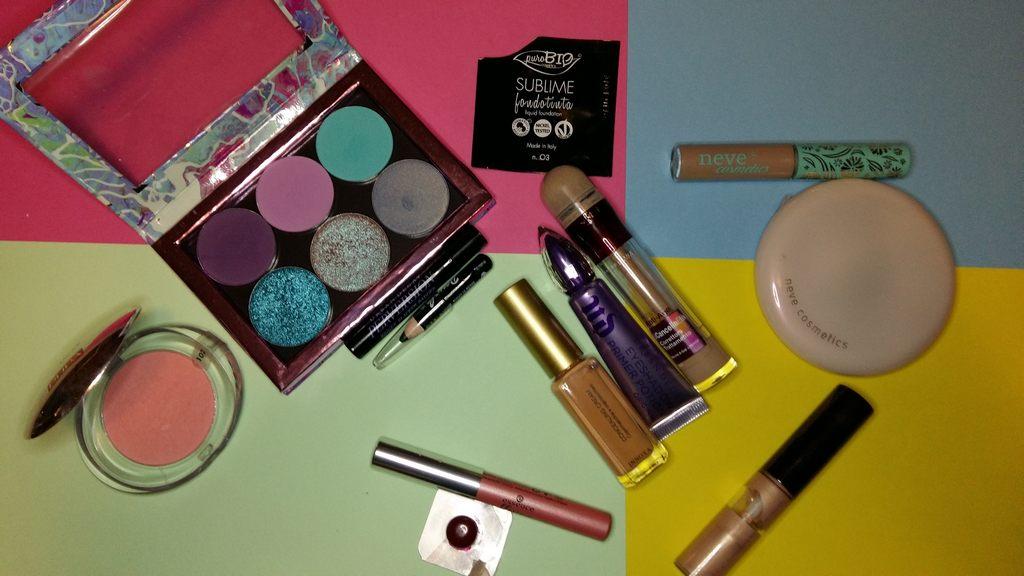 Makeup della settimana dal 11-03-2018 al 17-03-2018