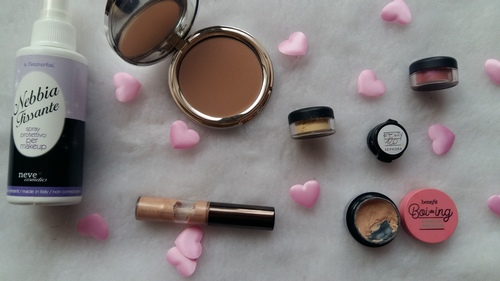 Makeup della settimana dal 13-05-2018 al 19-05-2018 viso