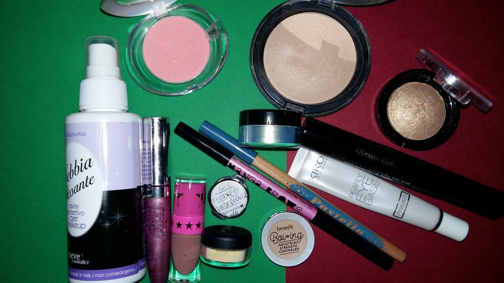 Makeup della settimana dal 18-02-2018 al 24-02-2018