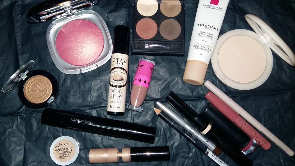 Makeup della settimana dal 21-01-2018 al 27-01-2018