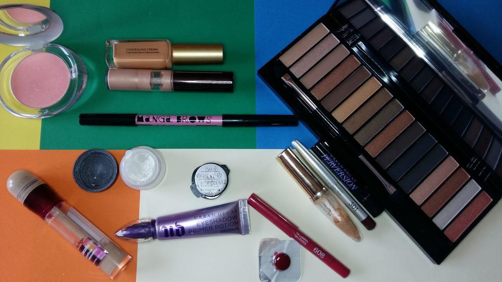 Makeup della settimana dal 25-02-2018 al 03-03-2018