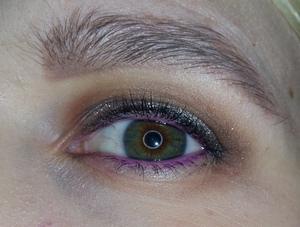 Makeup occhi aperto