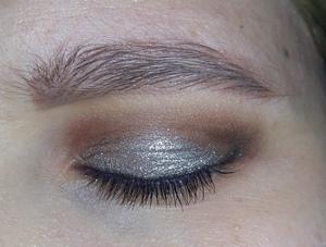 Makeup occhi chiusi