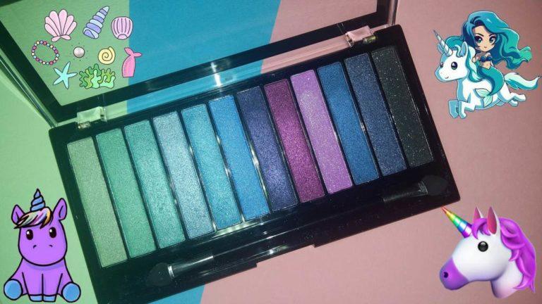 Makeup revolution mermaids vs unicorns