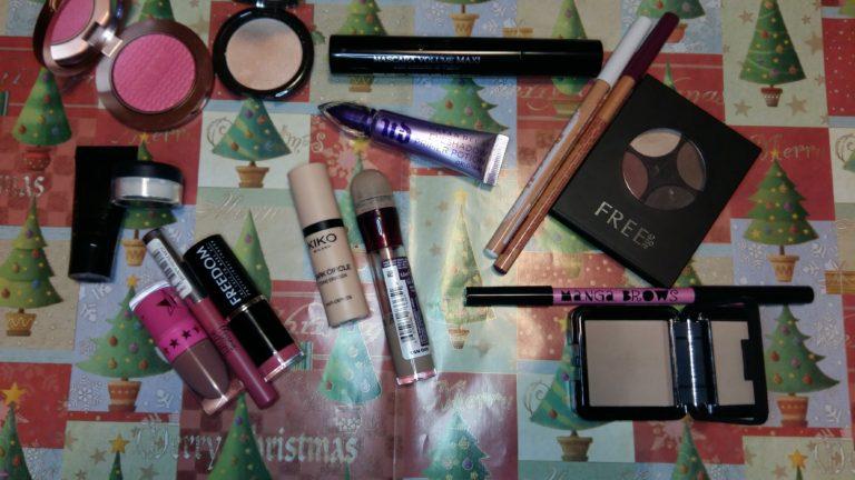 Makeup settimana dal 10-12-2017 al 16-12-2017