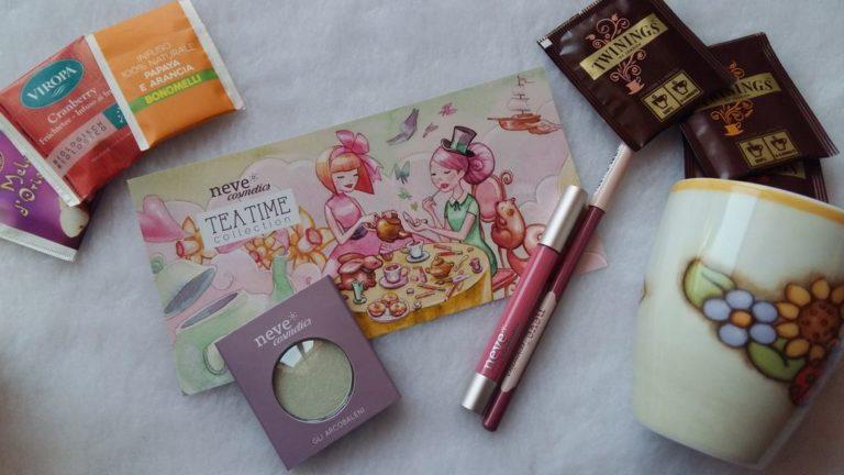Neve Cosmetics Tea Time