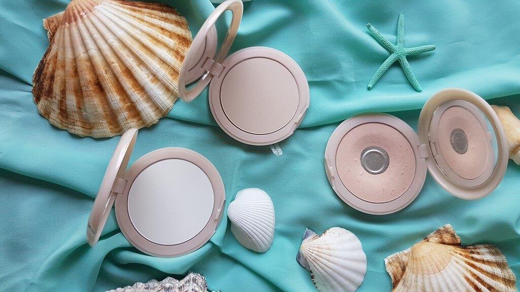 Neve Cosmetics ciprie