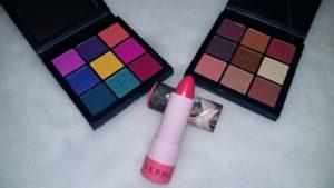 Sephora Huda + sephora lipstories