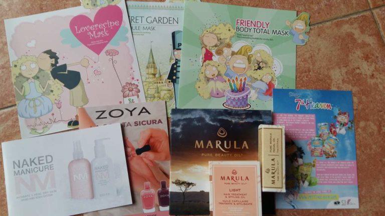 Zoya Marula 7th Heaven Lovereceipe