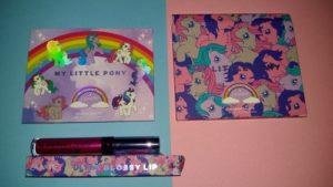 colourpop mio mini pony