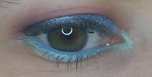mermaids occhio aperto